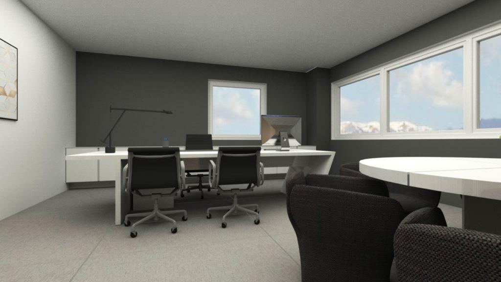 Rendering-ufficio-design-iStyle